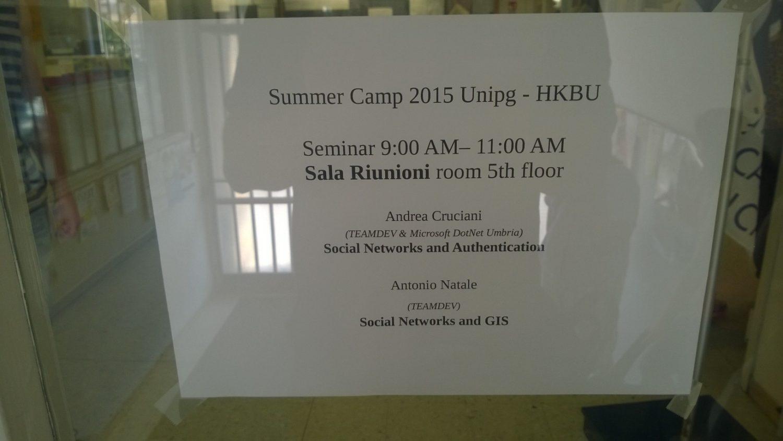 premium selection ba09b a3aff HKBU-UNIPG Exchange Programme 2015 - TeamDev - Research ...