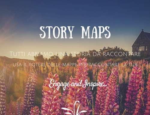 Storytelling geografico – in breve: STORYMAP