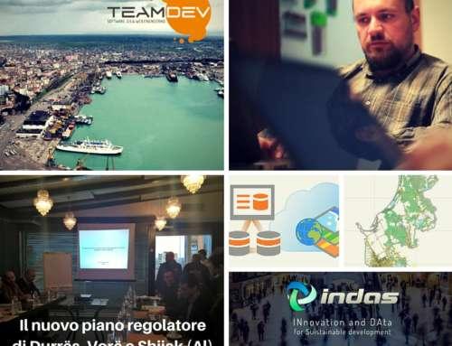 Antonio Natale di TeamDev e INDAS, per Durazzo. Il nuovo piano regolatore parla anche italiano