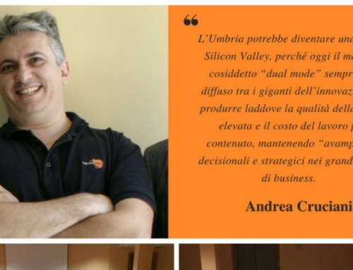 """Meet Innovation"" – TeamDev insieme alle imprese umbre che guardano al futuro"