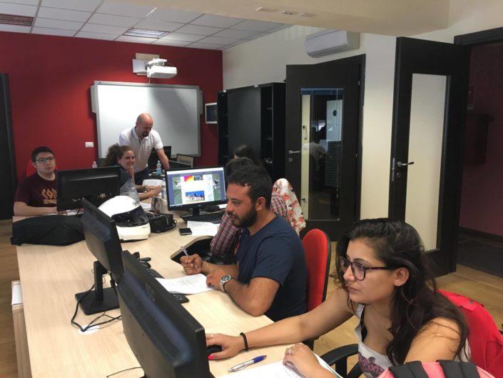 Docenza Digital Farmer - Apulia
