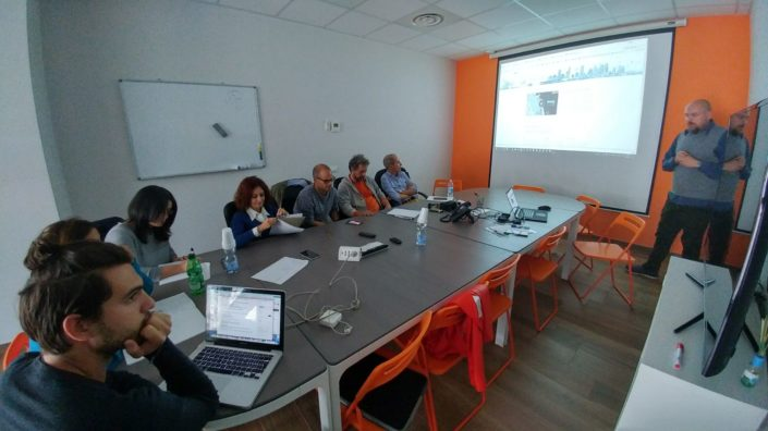 Training GIS per dipendenti ARPA
