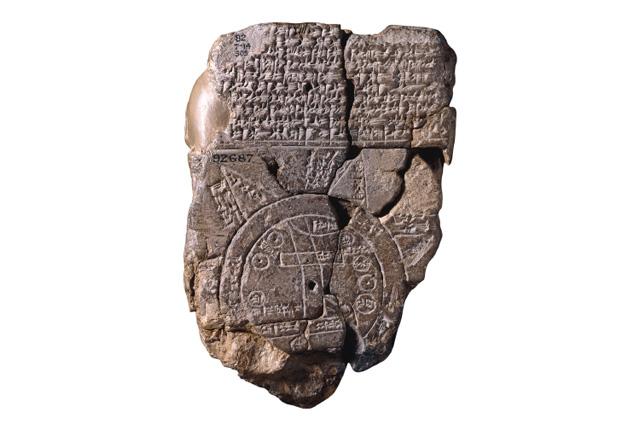 Mappa mundi babilonese