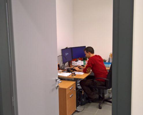 Polo Bonfanti Sede Toscana, ufficio operativo