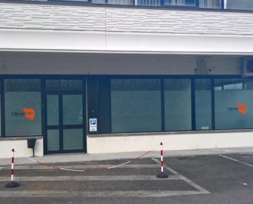 2017 Nuovi uffici via Settevalli 320 esterno panoramico