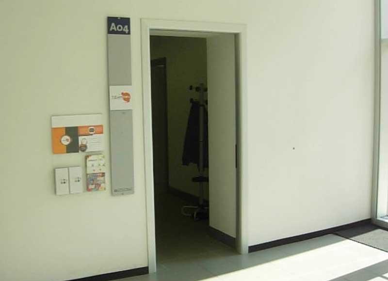 Porta Ingresso Ufficio : Polo bonfanti ingresso ufficio teamdev research innovation on