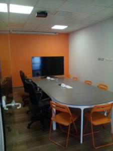 2017 Nuovi uffici via Settevalli 320 sala riunioni 2