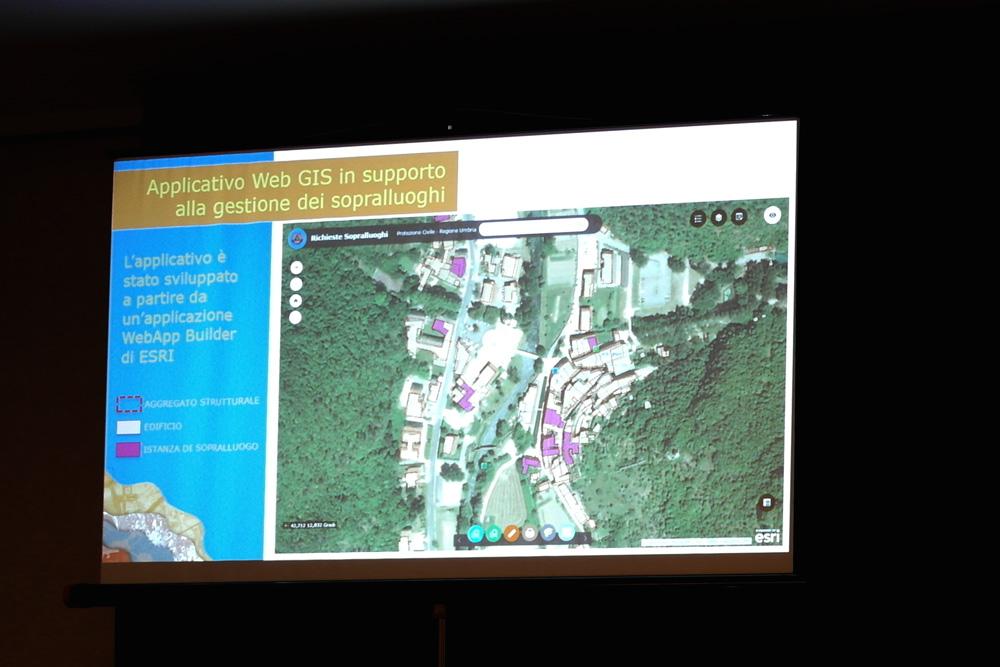 Applicativo Web GIS in supporto alla gestione dei sopralluoghi
