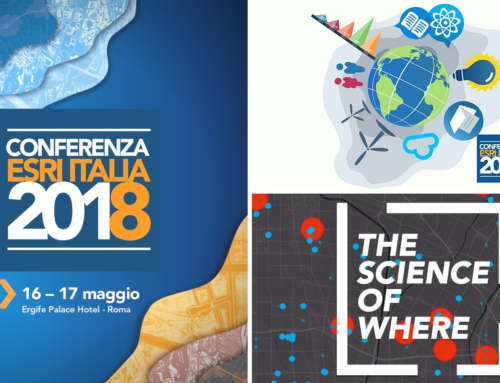 "Conferenza Esri Italia 2018: ""The Science of Where"""