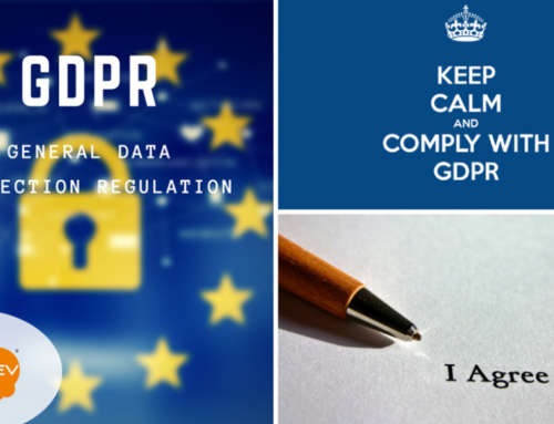 GDPR: user data managed by companies operating in the IT sector