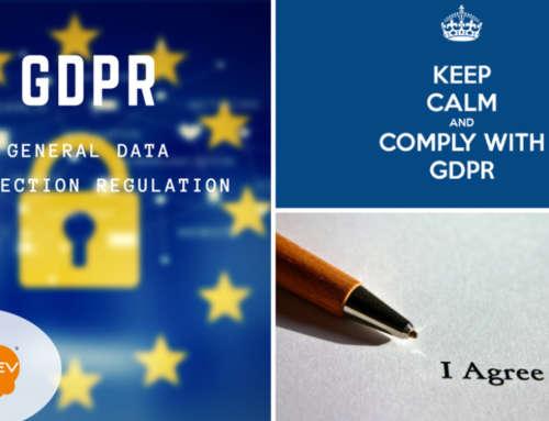 GDPR: i dati degli utenti gestiti dalle aziende che operano nel settore dell'IT