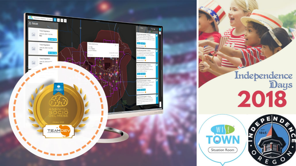 TeamDev socio del mese con WT Situation Room a Independence