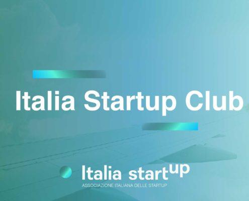 Italia Startup Club copertina