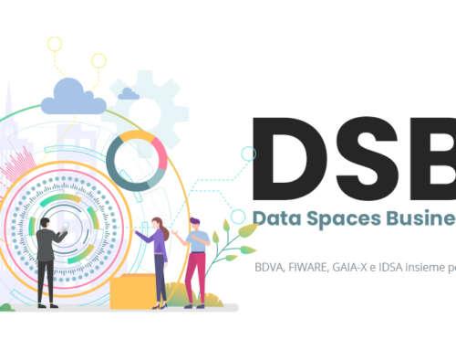 BDVA, FIWARE, GAIA-X e IDSA insieme per una Data Economy