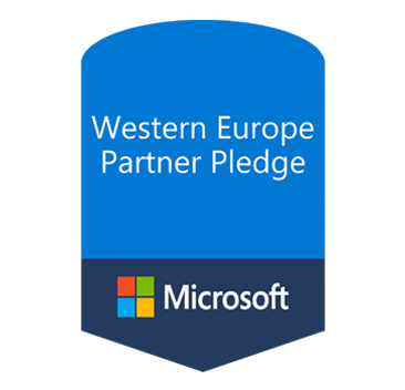 Microsoft Partner Pledge Badge